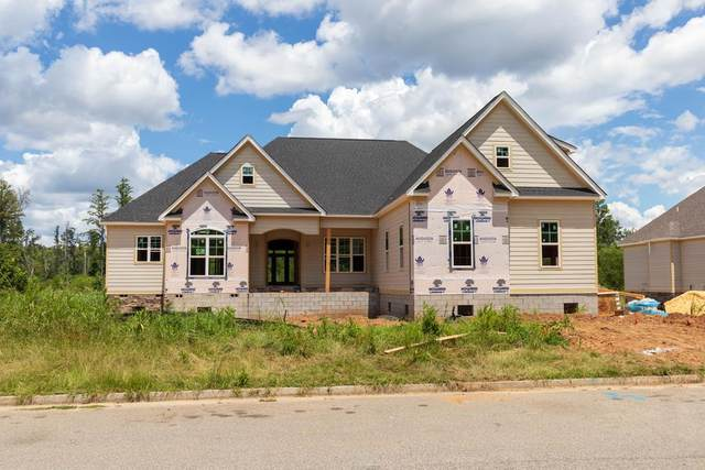 617 Rivernorth Drive, North Augusta, SC 29841 (MLS #456474) :: Southeastern Residential