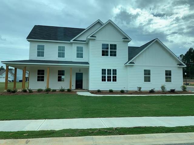 160 Headwaters Drive, Harlem, GA 30814 (MLS #456787) :: Shannon Rollings Real Estate
