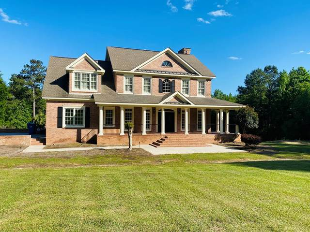 1419 Tanyard Creek Drive, Thomson, GA 30824 (MLS #468974) :: McArthur & Barnes Partners | Meybohm Real Estate