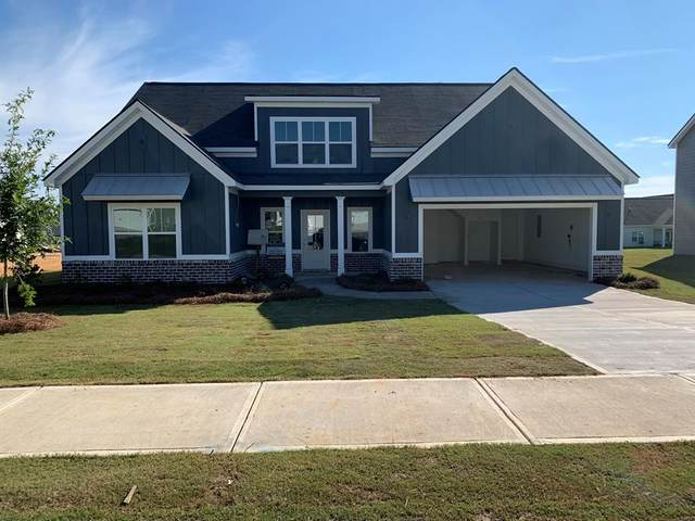 3041 Stallion Ridge, Graniteville, SC 29829 (MLS #473383) :: For Sale By Joe   Meybohm Real Estate