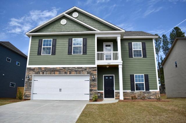 263 Tulip Drive, Evans, GA 30809 (MLS #418570) :: Shannon Rollings Real Estate