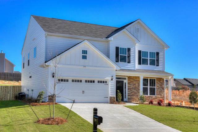 378 Bella Rose Drive, Evans, GA 30809 (MLS #431578) :: Shannon Rollings Real Estate