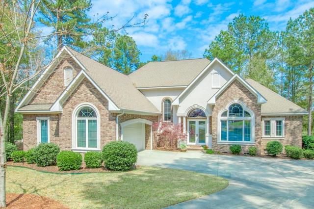 551 Bentley Court, Aiken, SC 29803 (MLS #438775) :: Shannon Rollings Real Estate