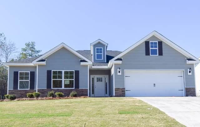 416 Dove Lake Drive, North Augusta, SC 29841 (MLS #445975) :: RE/MAX River Realty
