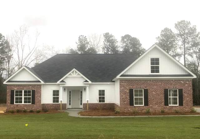 1343 Oakridge Plantation Road, Hephzibah, GA 30815 (MLS #448250) :: Young & Partners