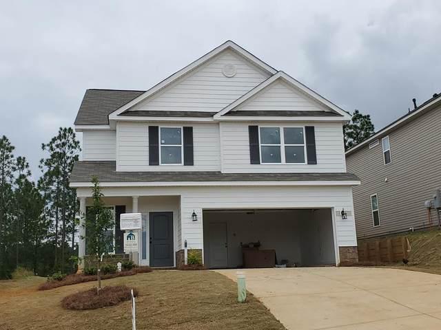 434 Country Glen Avenue, Graniteville, SC 29829 (MLS #453787) :: Southeastern Residential