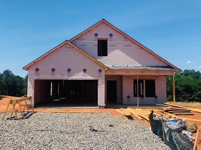 5318 Greyton Circle, North Augusta, SC 29860 (MLS #469793) :: Southeastern Residential