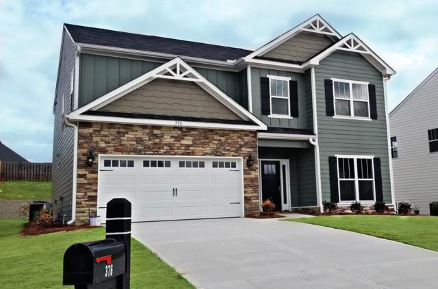 376 Bella Rose Drive, Evans, GA 30809 (MLS #431567) :: Shannon Rollings Real Estate