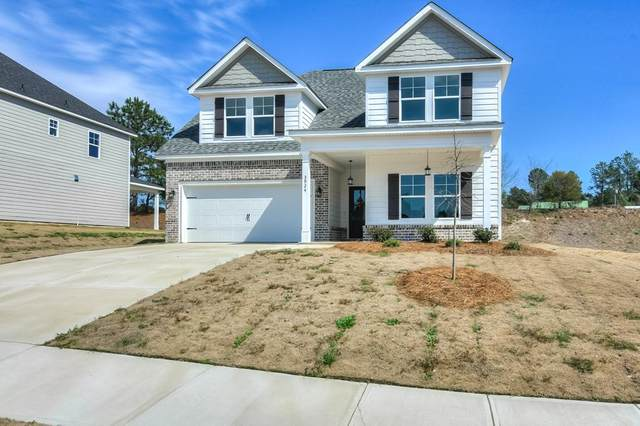 3924 Lakeside Pass, Hephzibah, GA 30815 (MLS #440680) :: REMAX Reinvented | Natalie Poteete Team