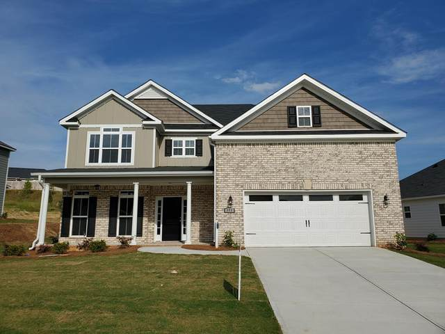 393 Bridle Path Road, North Augusta, SC 29860 (MLS #447263) :: Southeastern Residential