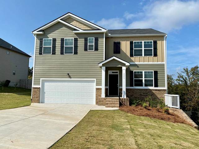 3045 Pepper Hill Drive, Grovetown, GA 30813 (MLS #453447) :: Shannon Rollings Real Estate
