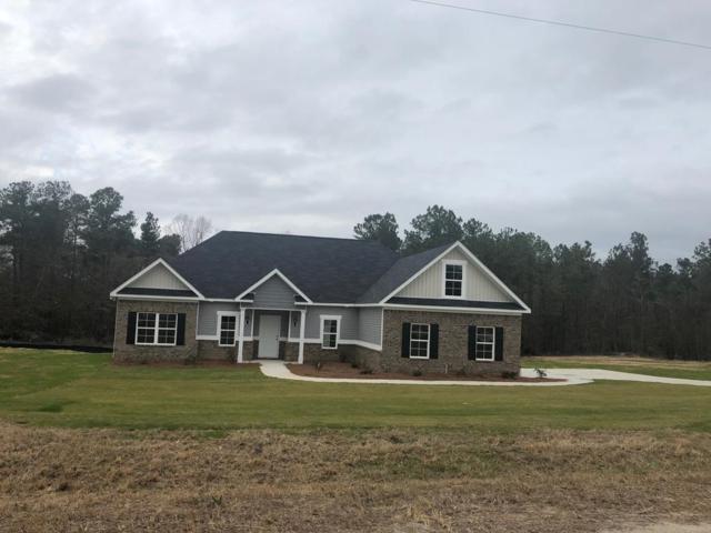 1321 Oakridge Plantation Road, Hephzibah, GA 30815 (MLS #430978) :: Southeastern Residential