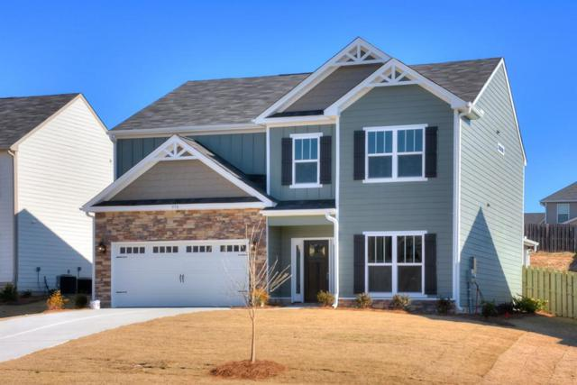 376 Bella Rose Drive, Evans, GA 30809 (MLS #431567) :: Venus Morris Griffin | Meybohm Real Estate