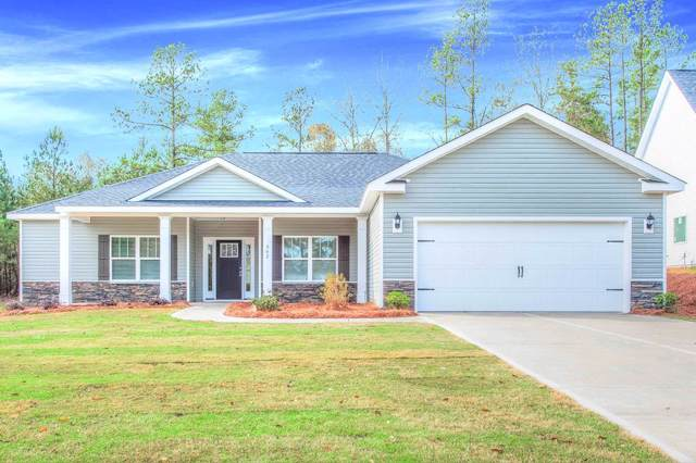 362 Dove Lake Drive, North Augusta, SC 29841 (MLS #445974) :: The Starnes Group LLC