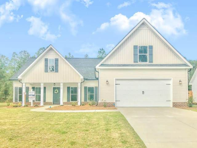Lot 2438 Dove Lake Drive, North Augusta, SC 29841 (MLS #453009) :: Tonda Booker Real Estate Sales
