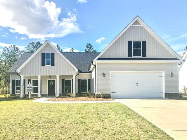 Lot 2438 Dove Lake Drive, North Augusta, SC 29841 (MLS #453009) :: Young & Partners
