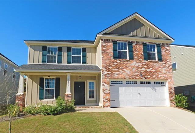 447 Riley Lane, Grovetown, GA 30813 (MLS #397603) :: Natalie Poteete Team