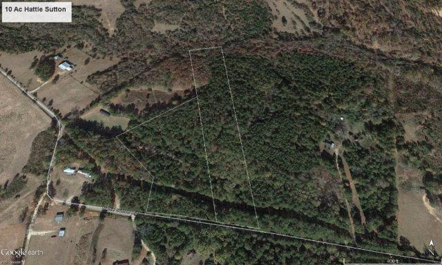 10.56 Ac Hattie Sutton Road, Washington, GA 30673 (MLS #398655) :: Shannon Rollings Real Estate