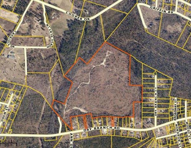 0 Dry Branch Road, Aiken, SC 29803 (MLS #399229) :: RE/MAX River Realty