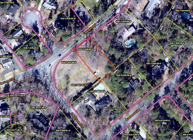 816 Camellia Drive, Augusta, GA 30909 (MLS #404008) :: Melton Realty Partners