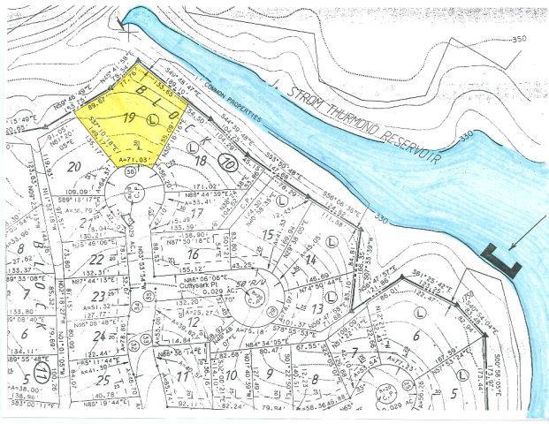 L19 B10 Sextant Lane, McCormick, SC 29835 (MLS #404813) :: Melton Realty Partners