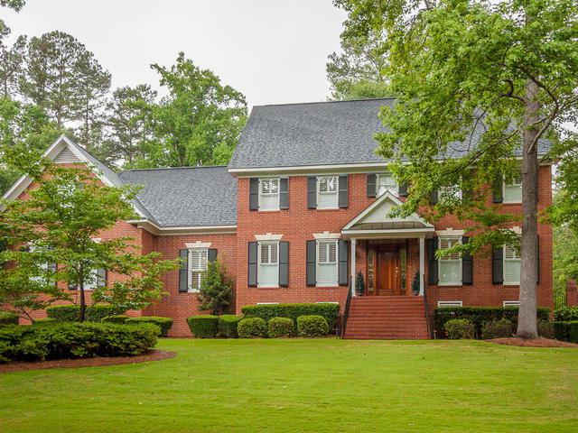 3520 Stevens Way, Martinez, GA 30907 (MLS #405728) :: Shannon Rollings Real Estate