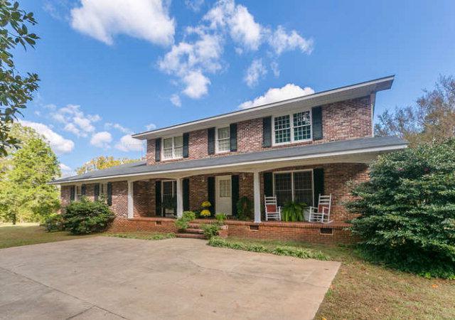 1972 Liberty Hill Road, McCormick, SC 29835 (MLS #407271) :: Southeastern Residential