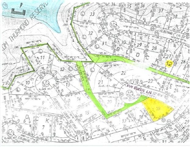 L19 B12 Brandywine Drive, McCormick, SC 29835 (MLS #408111) :: Melton Realty Partners