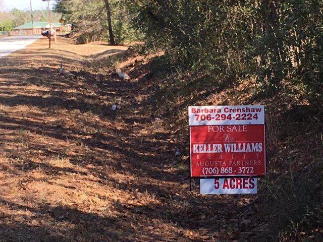 2066 Mims Road, Hephzibah, GA 30815 (MLS #409195) :: Shannon Rollings Real Estate