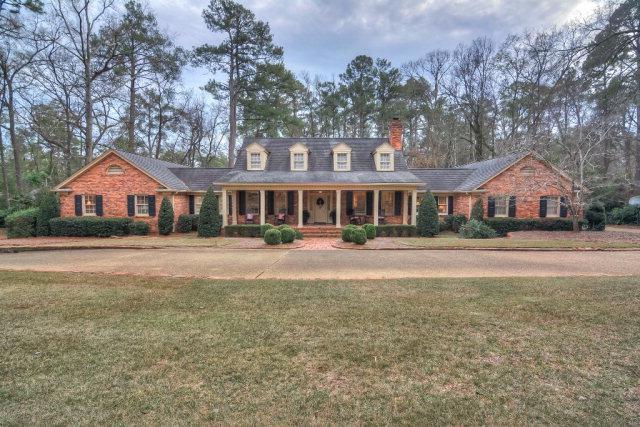 4 Somerset Court, Augusta, GA 30909 (MLS #409316) :: Melton Realty Partners