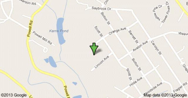 1701 Lincoln Avenue, Augusta, GA 30909 (MLS #410372) :: Natalie Poteete Team