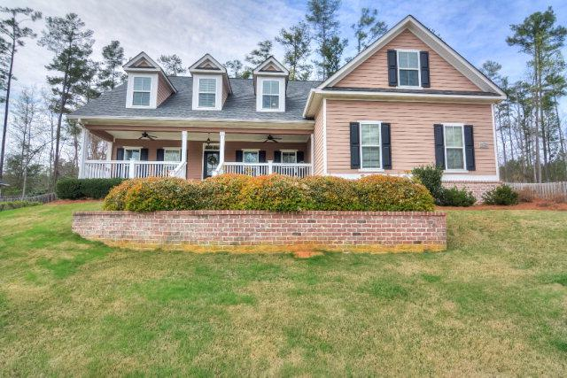 129 Oak Brook Drive, North Augusta, SC 29860 (MLS #410478) :: Shannon Rollings Real Estate