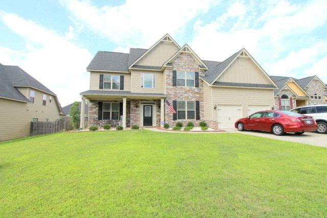 1390 Highwoods Pass, Grovetown, GA 30813 (MLS #411508) :: Venus Morris Griffin   Meybohm Real Estate