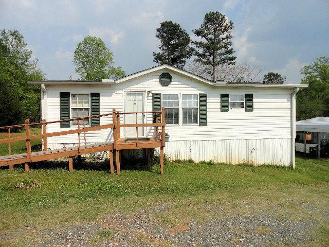 3173 Whitetown Road, Plum Branch, SC 29845 (MLS #412060) :: Shannon Rollings Real Estate