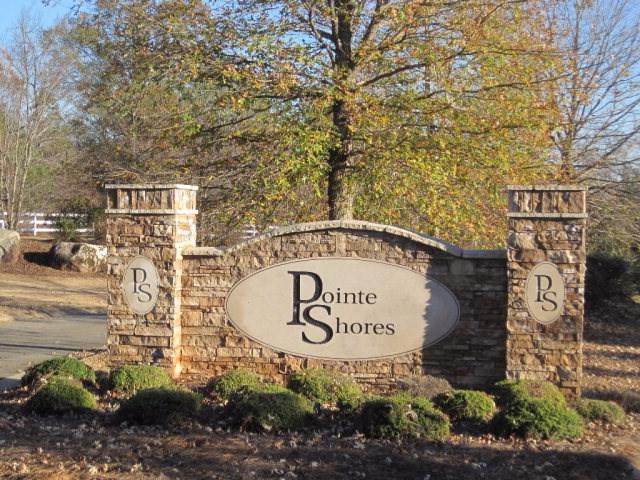 0 Point Shores, Tignall, GA 30668 (MLS #414207) :: Shannon Rollings Real Estate
