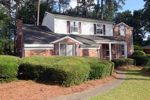 3424 Heather Drive, Augusta, GA 30909 (MLS #414742) :: Melton Realty Partners