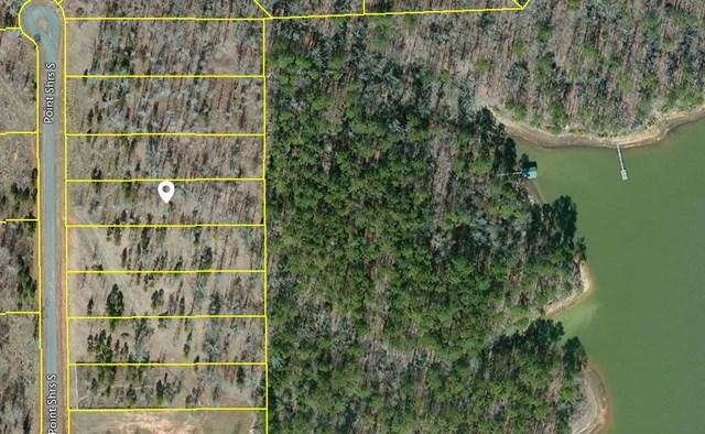 lot 31 S Point Shores, Tignall, GA 30668 (MLS #416023) :: Better Homes and Gardens Real Estate Executive Partners