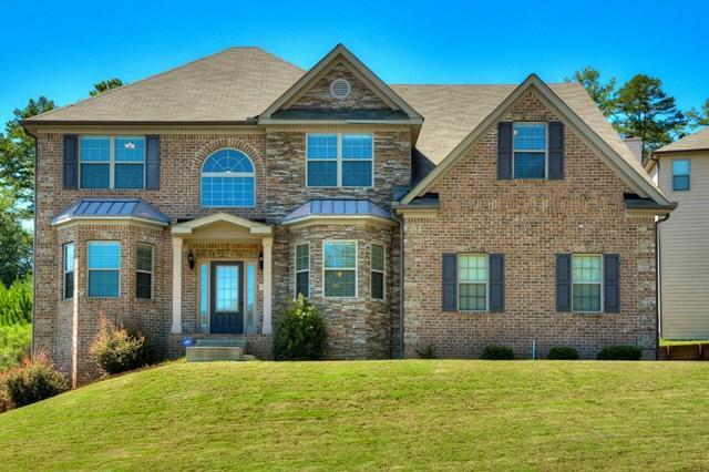 1007 Iris Glen Drive, Evans, GA 30809 (MLS #416646) :: Melton Realty Partners