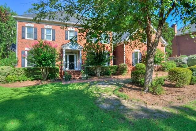 587 Medinah Drive, Martinez, GA 30907 (MLS #416686) :: Brandi Young Realtor®