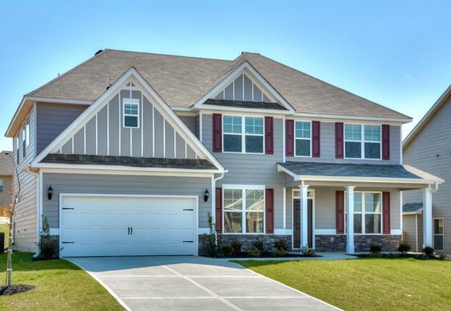 5631 Sunbury Loop, Evans, GA 30809 (MLS #416711) :: Brandi Young Realtor®