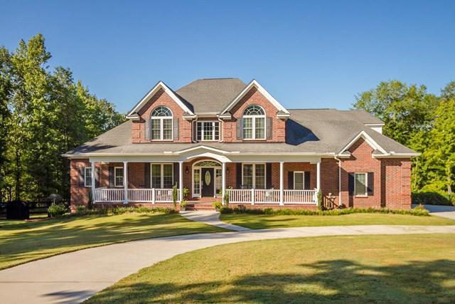 631 Bent Creek Drive, Evans, GA 30809 (MLS #416736) :: Shannon Rollings Real Estate