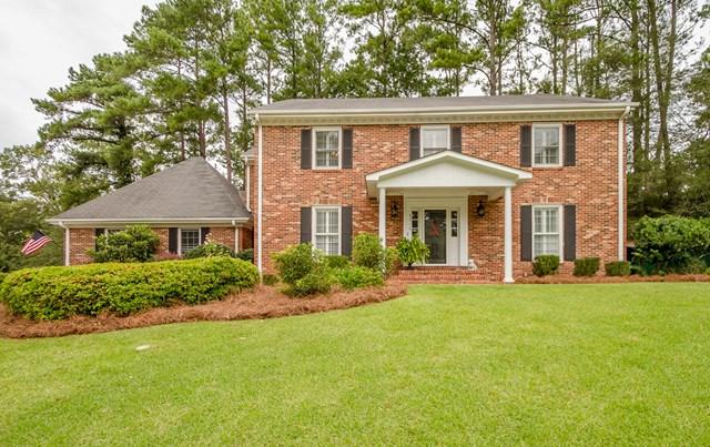 3512 Pebble Beach Drive, Martinez, GA 30907 (MLS #417910) :: Brandi Young Realtor®