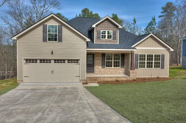 1111 Bubbling Springs Drive, Graniteville, SC 29829 (MLS #418239) :: Shannon Rollings Real Estate