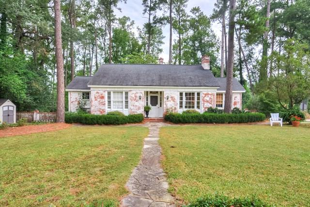 3017 Fox Spring Road, Augusta, GA 30909 (MLS #418335) :: Shannon Rollings Real Estate