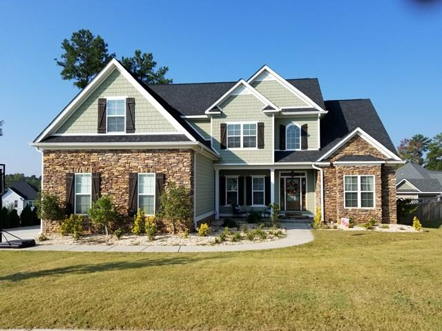 818 Long Cane Ridge, Evans, GA 30809 (MLS #418352) :: Brandi Young Realtor®