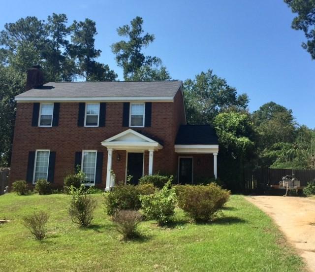 520 Fairfield Way, Evans, GA 30809 (MLS #418353) :: Shannon Rollings Real Estate