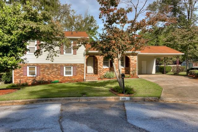 145 Caymen Court, Martinez, GA 30907 (MLS #418356) :: Shannon Rollings Real Estate
