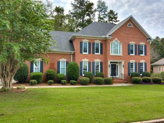 3472 Rhodes Hill Drive, Martinez, GA 30907 (MLS #418370) :: Shannon Rollings Real Estate