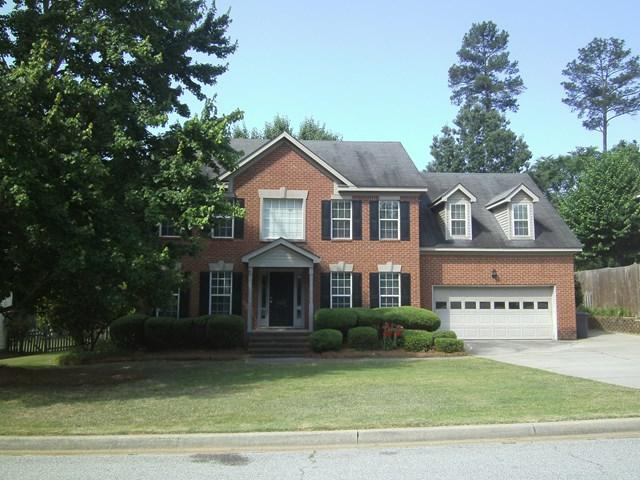 4108 Quinn Drive, Evans, GA 30809 (MLS #418372) :: Shannon Rollings Real Estate