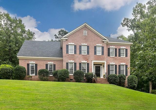 784 Sparkleberry Road, Evans, GA 30809 (MLS #418373) :: Shannon Rollings Real Estate